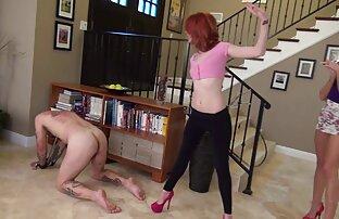 Elegante bruna in corda xxx per donne sospensione si è mostrato